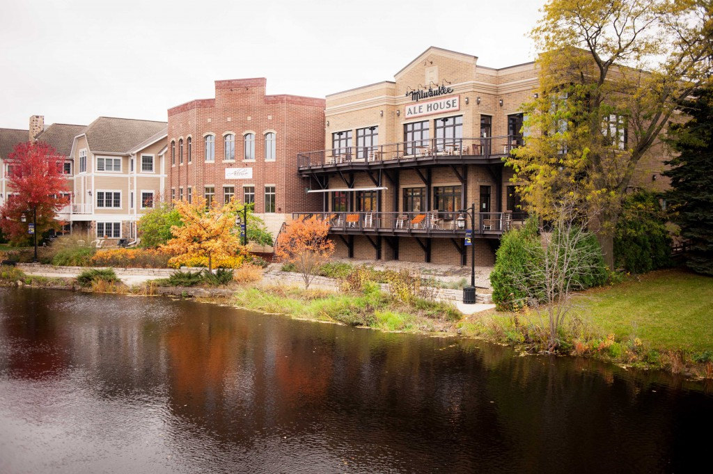 Milwaukee Ale House Grafton View of River Contact Us